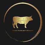 Charles Frazer Butchers Glasgow Logo