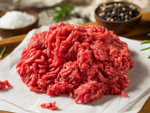 Minced Beef Charles Frazer Butchers Newton Mearns
